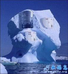 Casa de hielo