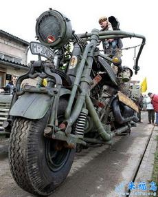 这种摩托车该考什么证?