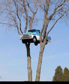 俺找到啦最能防盗的车位