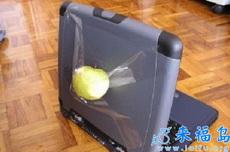 真宗山寨版苹果电脑出现了!