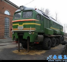 train or truck