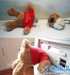 USB con forma de teddy bear