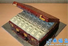 这是一份蛋糕你相信吗?