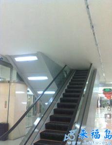 坑爹的電梯,這到底是想送到哪??