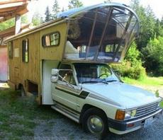 终于有房有车了