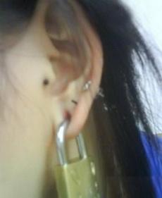 最牛B的耳环