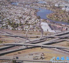Can you drive across such a Overpass ?