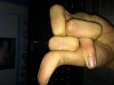 玩手指的最高境界啊