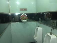 邯鄲某賓館廁所內的一幕讓人內牛滿面