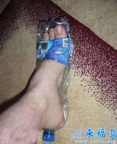 自制环保拖鞋