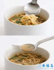 这个是专门为吃方便面发明的吧