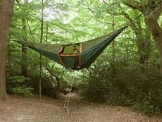 露营又怕野兽蚊虫怎么办