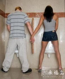 泰国的厕所