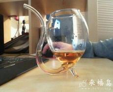 创意玻璃杯,太方便了