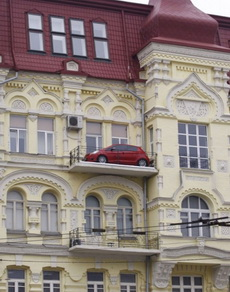 这么停车不累吗