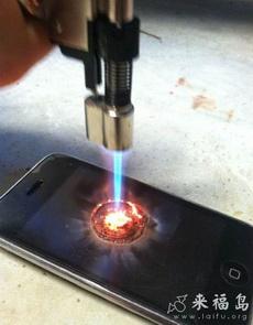 妈妈说如果我的旧手机坏了就给我买iPhone5