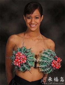 带刺的罩罩是不是更性感