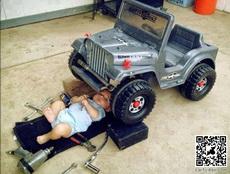 天生的汽修工