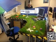 办公桌就要贴近自然
