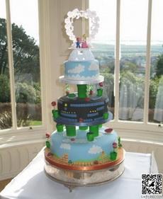 超级玛丽蛋糕