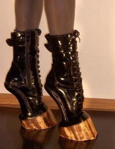 牛逼的高跟女鞋!