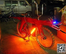 Dragon Bike is Perfect for Chinese Food Delivery