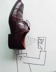 脚气清新剂!