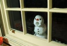 外面好冷,放我進去