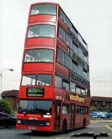 这巴士我还真不敢坐!