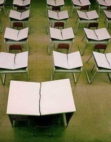 空手道學校的教室