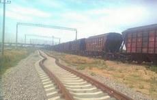 过这节铁路看来很刺激啊!