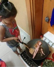 我给麻麻做道菜