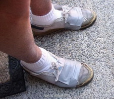 好励志的鞋子哦