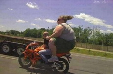 有考虑过摩托车的感受么