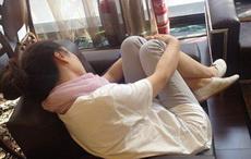 妹子睡的太美,不敢打扰