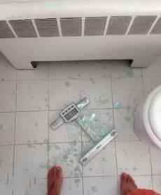 我还没来得及看我有多重呢