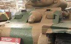 這是個公的坦克!
