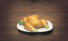 来,上一盘土豆鸡尝尝
