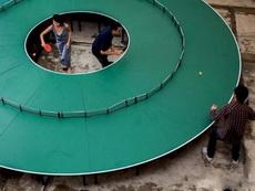 360度全方位打乒乓球就是屌