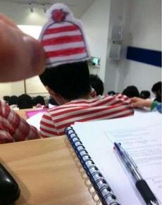 上课真的是一件无聊的事情