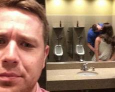 上个厕所也要受到伤害