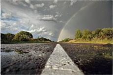 這是一條通往天堂之路!
