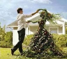 园丁的婚礼!