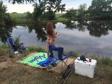 我也想一起钓鱼