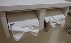 这样的厕纸真不舍得用