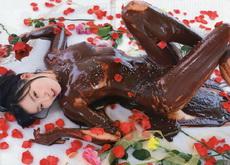 巧克力味道的