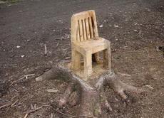 木椅百分百原生實木