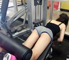 來健身房的目的