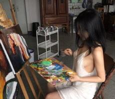 老师我要学画画