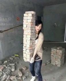 搬砖真性苦!
